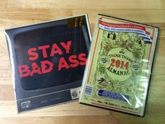 STAY BAD ASS DVD