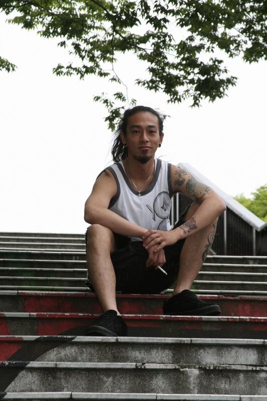 ELDER RIDER:GOROU KURAMATA(倉俣Go-low泰裕)2